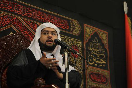 المصورة لمجلس ذكرى استشهاد الامام زين العابدين عليه السلام ظهرا 1439 - الشيخ علي البيابي (17)