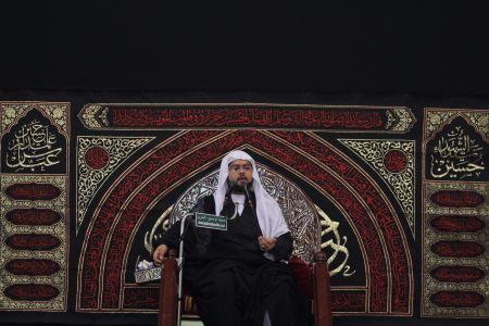 المصورة لمجلس ذكرى استشهاد الامام زين العابدين عليه السلام ظهرا 1439 - الشيخ علي البيابي (18)