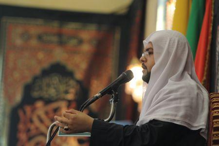 المصورة لمجلس ذكرى استشهاد الامام زين العابدين عليه السلام ظهرا 1439 - الشيخ علي البيابي (21)