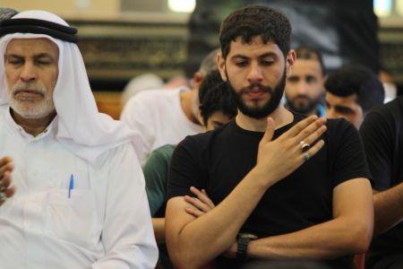 المصورة لمجلس ذكرى استشهاد الامام زين العابدين عليه السلام ظهرا 1439 - الشيخ علي البيابي (2)