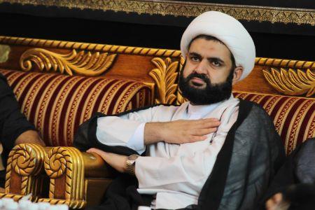 المصورة لمجلس ذكرى استشهاد الامام زين العابدين عليه السلام ظهرا 1439 - الشيخ علي البيابي (3)