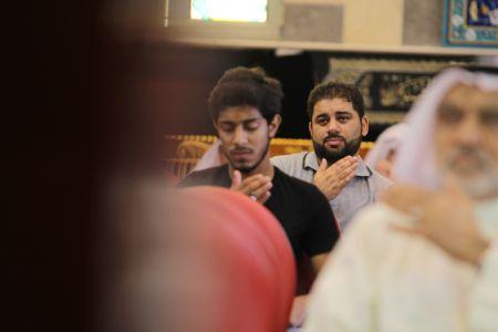 المصورة لمجلس ذكرى استشهاد الامام زين العابدين عليه السلام ظهرا 1439 - الشيخ علي البيابي (5)