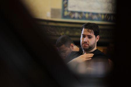 المصورة لمجلس ذكرى استشهاد الامام زين العابدين عليه السلام ظهرا 1439 - الشيخ علي البيابي (7)