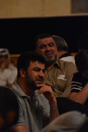 المصورة لفعالية ناعية الحسين 6 - محرم – 1441 هـ 16