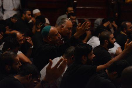المصورة لفعالية ناعية الحسين 6 - محرم – 1441 هـ 17