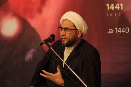 المصورة لفعالية ناعية الحسين 6 - محرم – 1441 هـ 34