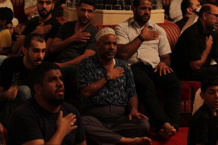 المصورة لفعالية ناعية الحسين 6 - محرم – 1441 هـ 46