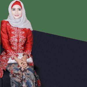 Nia Kurnia Fauzi, istri Wakil Bupati Sumenep Achmad Fauzi. (Foto Dok. Mata Madura)