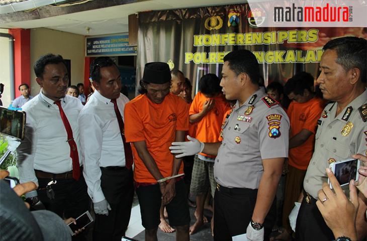 Sudah Ditangkap, Ustadz Pengonsumsi Sabu di Bangkalan Sempat Buron
