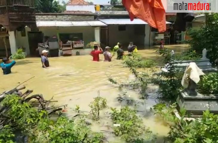 Banjir, Ngangenin Bupati Badrut