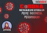 Coronavirus Mengkhawatirkan, Meme Indonesia Meramaikan