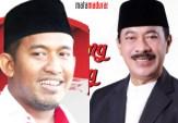 Paslon Fauzi vs Fattah Jasin
