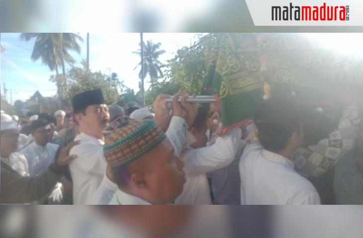 Fattah Jasin dari Surabaya Langsung Bertolak ke Annuqayah