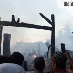 Cerita Kebakaran Pasar Candi Versi Camat Dungkek