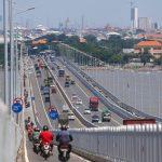 PSBB Surabaya Jilid 3, Kendaraan Berplat-M Diputar Balik