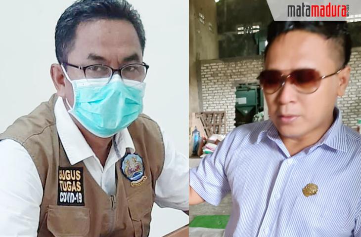 Bantah Temuan Abah Beidi; Paket Sembako Asal-asalan, Dinsos Bangkalan: Bukan Waktunya Cari Keuntungan