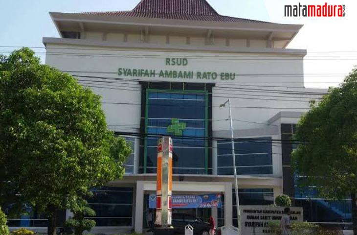 Wakil Direktur Terkonfirm Corona, RSUD Bangkalan Tiadakan Jam Besuk