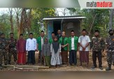Ketua PC GP Ansor Sumenep Resmikan Bantuan Kamar Mandi dari Ansor Manding untuk Duafa