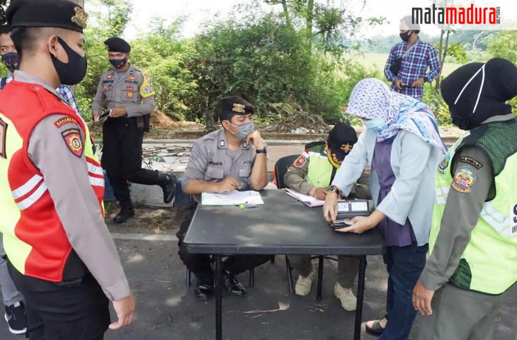 Operasi Yustisi di Bangkalan, 27 Orang Terjaring Pelanggar Prokes