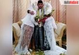 Mengenal Ra Karror; Pria Bangkalan yang Menikahi 2 Perempuan Cantik