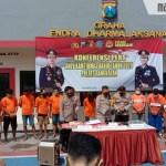 Selama 2020, Kriminalitas di Bangkalan Curanmor Lagi Ngetren. Kasus Narkoba Menurun