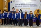 Pelantikan PK PMII Raden Segoro IAI Nata Sampang