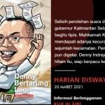 Gugatan Curang Pilgub Kalsel Diterima MK, Denny Indrayana Bertarung Lagi