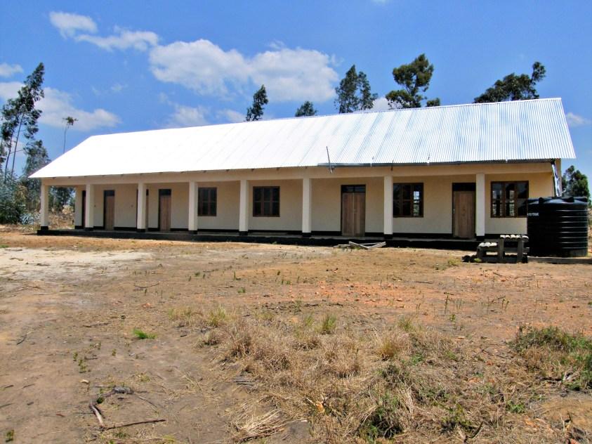 Fertigstellung Care Treatment Clinic