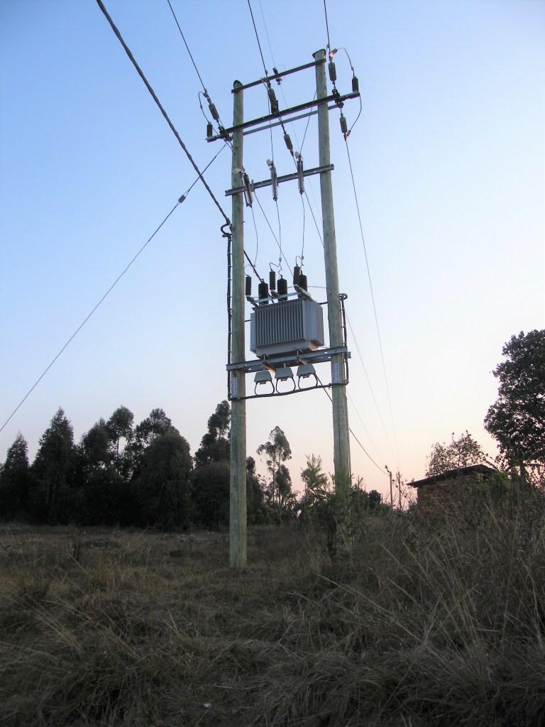 Elektrifizierung von Matanana