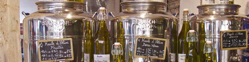 Stek og fritèr i olivenolje! Det beste alternativet