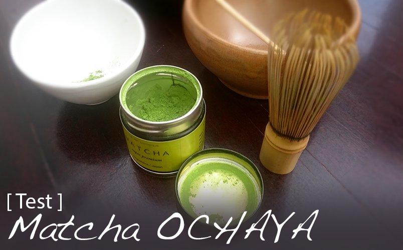 The Matcha OCHAYA premium bio
