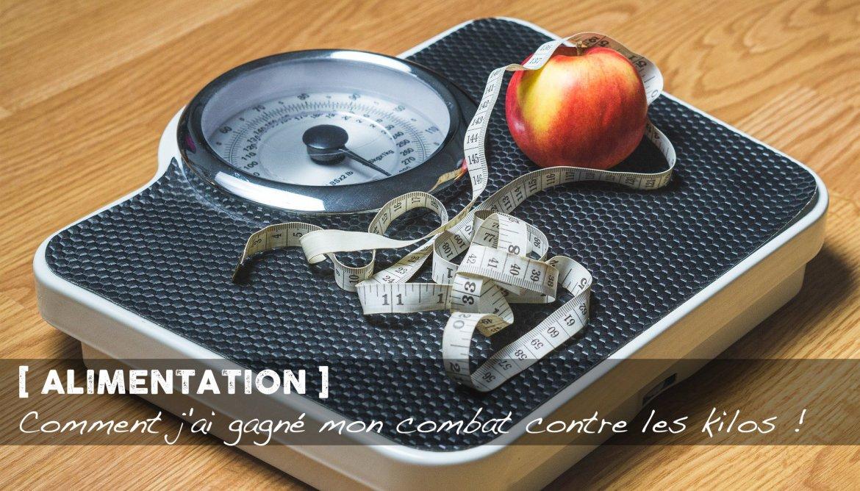 Comment j'ai gagné mon combat contre les kilos !