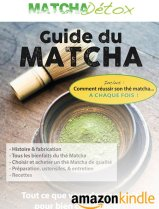 Guide du Matcha Kindle