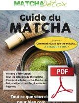 Guide du Matcha  PDF