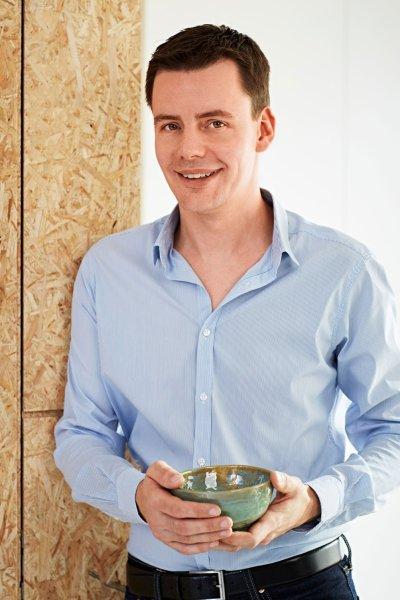 François Van den Brulle, fondateur de Matcha IRO