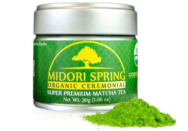 Best matcha tea: Midori