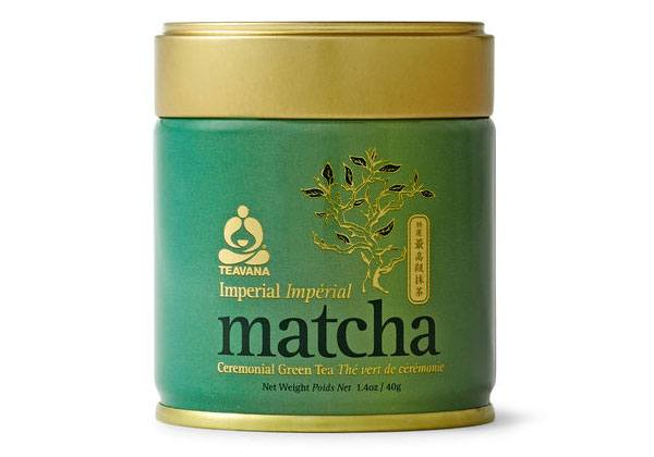 Best matcha tea: Teavana