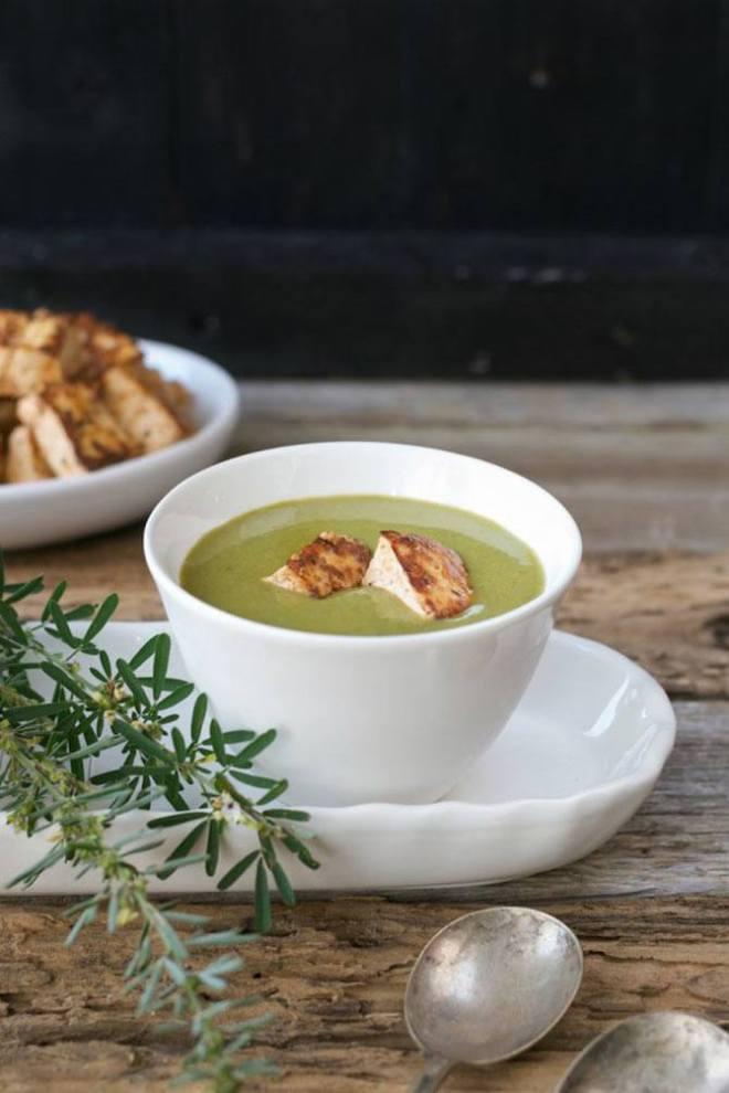 Matcha Soup