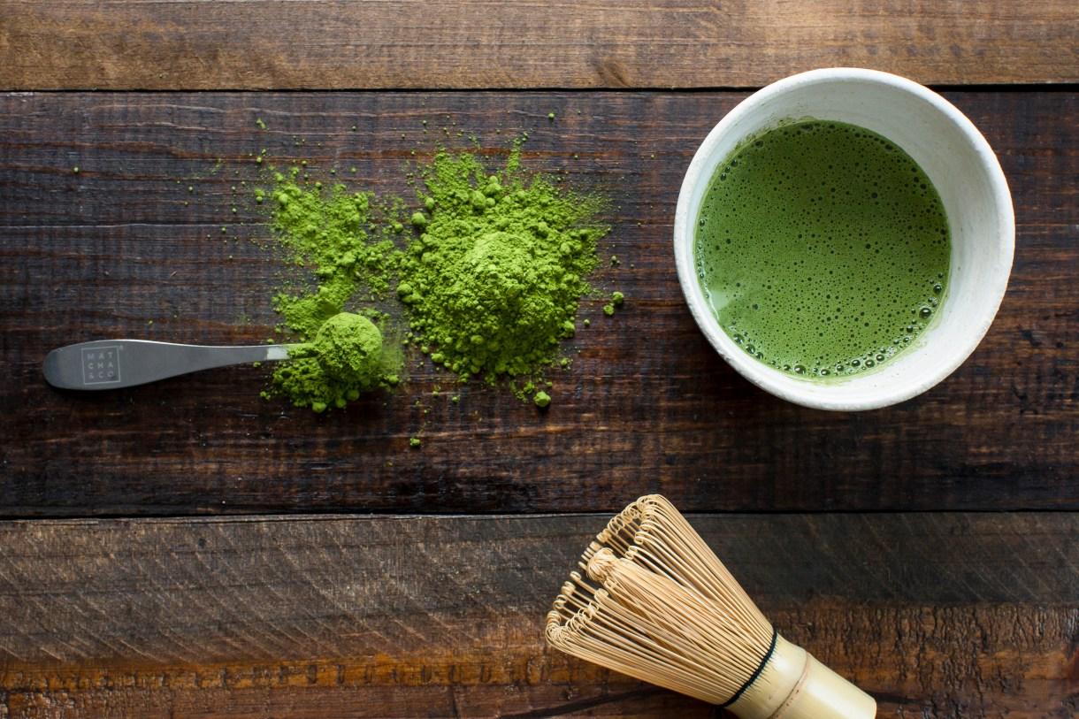 ¿Qué diferencia al té verde del té matcha? 3