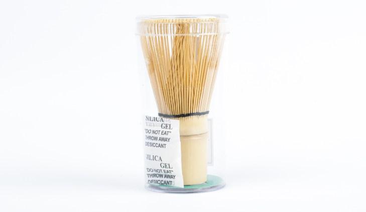 Batidor de bambú Chasen (100 varillas) 5