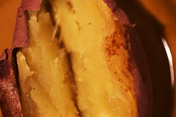 perfect baked Japanese sweet potato recipe