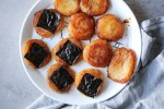 savory potato mochi dumplings recipe