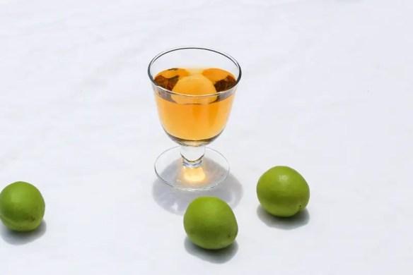 Japanese plum wine recipe