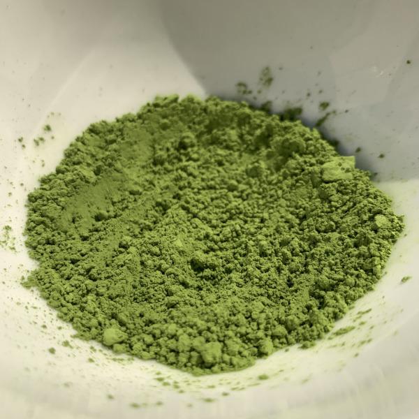 Thé vert matcha cérémonial bio