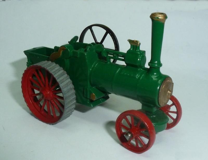Y01 Allchin Traction Engine