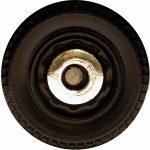 Miniature Wheel - Disc (Chrome)