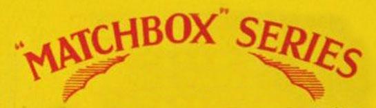 Matchbox-Series