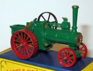 Y01-1-16 Allchin Traction Engine