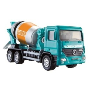 RW001-03 Mercedes-Benz Actros Cement Mixer