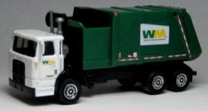 RW002-01 : Autocar ACX Garbage Truck